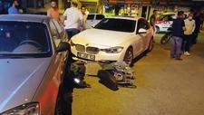 Bursa'da alkollü sürücü ile polis arasında kovalamaca