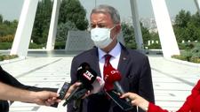 Hulusi Akar'dan Kabil Havalimanı açıklaması