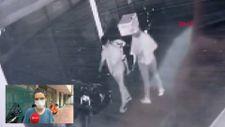 Kağıthane'de motosiklet hırsızlığı