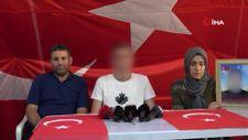 PKK'dan kaçan Mustafa, dağdaki çocuklara çağrıda bulundu