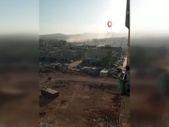Terör örgütü PKK'dan Afrin'e saldırı: 3'ü çocuk 6 yaralı
