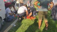 Denizli'deki zincirleme trafik kazasında 20 kişi yaralandı
