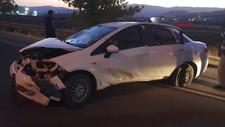 Elazığ'da 2 ayrı kaza: 12 yaralı