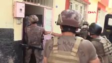 Gaziantep'te uyuşturucu operasyonu: 301 gözaltı