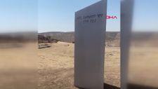 Gizemli monolit bu kez Diyarbakır'daki Zerzevan'da görüldü