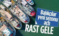 Av yasağı bugün bitti: Balıkçılar denizle kavuştu