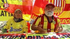'Maço Baba' ve 'Fatma Nine' Yeni Malatyaspor'la tekrar buluşmanın mutluluğunu yaşıyor