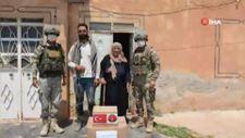 Mehmetçik Suriye halkının yanında olmaya devam ediyor