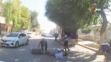 Şanlıurfa'da karşı yola geçen yayaya bisiklet çarptı