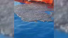 Suriye'den Kıbrıs'a petrol sızıntısına karşı önlem