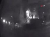 ABD'de sel sırasında bir evde patlama meydana geldi