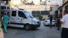 Ferhan Şensoy'un cenazesi hastaneden alındı