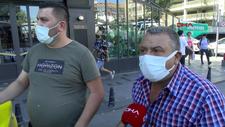 İstanbul'da çalışma belgeleri iptal edilen taksicilerin isyanı