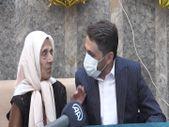 Kahramanmaraş'ta 'Asırlık nine' 104'üncü yaşını huzurevinde kutladı