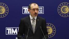 Mehmet Muş: İhracatta yeni bir Cumhuriyet tarihi rekorunu kırdık