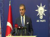 Ömer Çelik: Türkiye'nin bir mülteci daha alacak kapasitesi yok