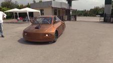 İmam hatipli öğrencilerin tasarladığı elektrikli araç TEKNOFEST'te piste çıkacak