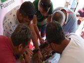 Tekirdağ'da oğlak yakalama ve yeme yarışması