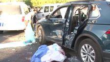 Ankara'da motosiklet sürücüsü otomobile çarptı: 1 ölü, 2 yaralı