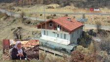 Çandır'da 85 yaşındaki Ayşe teyzeye yeni ev inşa ediliyor
