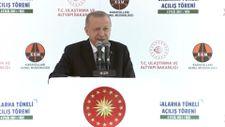 Cumhurbaşkanı Erdoğan'dan çay teklifine yanıt: İşumuz var