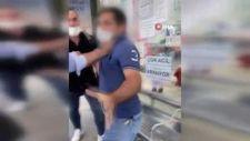 Esenyurt'ta  kadınların fotoğraflarını çekerek taciz eden kişiye meydan dayağı