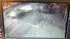 İzmir'de yolun karşısına geçen yayaya taksi çarptı