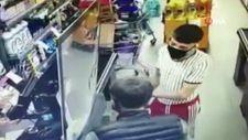 Şişli'de bir hırsız, çaldığı banka kartıyla alışverişe çıktı