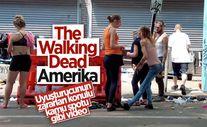 ABD sokaklarında dehşete düşüren görüntüler