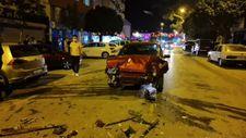 Bursa'da 2 kişiyi yaralayan alkollü sürücü, kontrole gittiği hastanede yakalandı