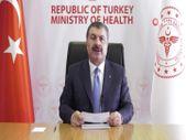 Fahrettin Koca, 'G20 Sağlık Bakanları Toplantısı'nda konuştu