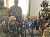 Gine'de asker yönetime el koydu iddiası