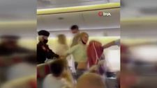 Moskova - Antalya uçağında maskesiz yolcunun gözaltına alınması alkışlandı