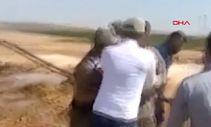 Şanlıurfa'da kaçak elektrik denetiminde jandarmaya saldırı