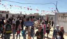 Terörden arındırılan Suriye'nin kuzeyinde, eğitim öğretim yılı başladı