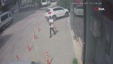 Adana'da vatandaşın kovaladığı hırsızı polis yakaladı