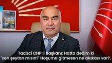 CHP Erzurum İl Başkanı taciz suçlamasıyla görevden alındı