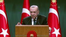 Cumhurbaşkanı Erdoğan: Döviz rezervlerimiz 118 milyar doları aştı