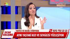 Didem Arslan'ın programında öğretmenlik okuyan genç kıza tepki