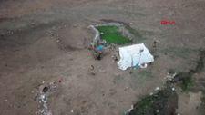 Elazığ'da firari hükümlü, yaylada saklandığı çadırda yakalandı