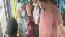 Düzce'de minibüste bayılan yolcuyu şoför hastaneye yetiştirdi