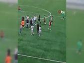 İstanbul'da oynanan hazırlık maçında kavga çıktı