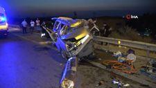 Osmaniye'de korkunç kaza