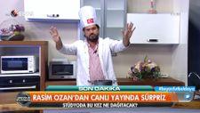 Rasim Ozan Kütahyalı Falcao'nun gidişini lokma dağıtarak kutladı