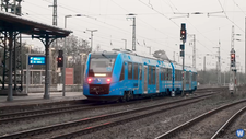 Dünyanın ilk hidrojen treni: Coradia iLint