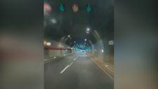 Erzurumlu vatandaşın Ovit Tüneli paylaşımı