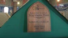 Kanuni Sultan Süleyman 455'nci ölüm yıl dönümünde anıldı