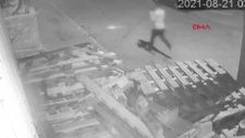 Mersin'de, 3 eve giren hırsız kısa sürede yakalandı