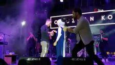 Oğuzhan Koç konserinde sürpriz evlilik teklifi