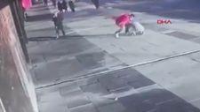 Sivas'taki kadın, eski eşinin saldırısına uğradı